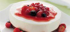 Philadelphia Cheesecake ai frutti di bosco