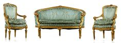 Image result for 19th century french giltwood parlor