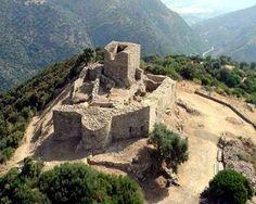 SILIUS (castello di Sassai o di Orguglioso)