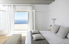 Lights Of Mykonos - Mykonos, Vile, Grecia Mykonos Villas, Mykonos Island, Beautiful Villas, Tropical, Luxurious Bedrooms, Luxury Villa, Hotels And Resorts, Interior And Exterior, Lounge
