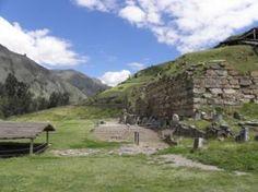 Chavin (Archaeological Site), Ancash Department, Huari Province, Chavin District, Peru. Inscription in 1985. Criteria: (iii)