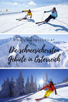 Ich zeige euch die schneesichersten Gebiete in Österreich. Beste Hotels, Mount Everest, Mountains, Nature, Travel, Ski Resorts, Ski Trips, Ski, Voyage