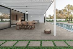 Outdoor Tiles, Outdoor Decor, Stoneware, Outdoor Furniture Sets, Porcelain, Patio, House, Full Body, Commercial