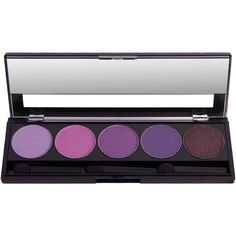 Atika Cosmetics Dirty Dancing Matte & Shimmer Eyeshadow Makeup Palette ($87) ❤ liked on Polyvore featuring beauty products, makeup, eye makeup, eyeshadow and palette eyeshadow
