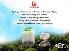 #TeaFact
