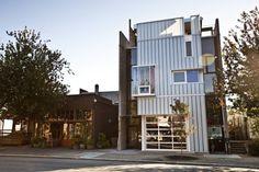 Building 115 / Graham Baba Architects