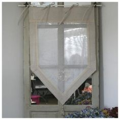 125 meilleures images du tableau Rideaux cuisine   Curtain designs ...