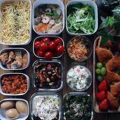 * * 常備菜&作り置き♡** * * #常備菜#作り置き #暮らし#おうちごはん#ワンプレート#food#cooking#onmytable#onthetable#foodphoto#foodpics#foodart#eat#handmade#homemade#homecook#canon#yummy#yum#instapic#instafood#vscocam#vsco#vsco_food#vscofood#delicious#LIN_stagrammer#delimia#デリミア