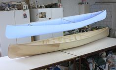 Gorewood One Sheet Canoe