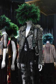 Punk: Chaos to Couture at the Met Costume Institute - UES (2013)