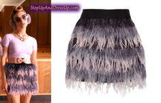 Chanel in Scream Queens, Billie Lourd Scream Queens Fashion, Billie Lourd, Queen Outfit, Queen Fashion, Her Style, Tie Dye Skirt, Chanel, Skirts, Stuff To Buy