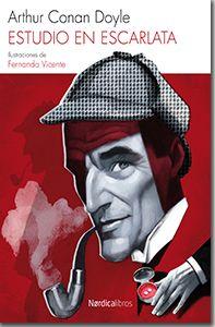 ESTUDIO EN ESCARLATA - SIR ARTHUR CONAN DOYLE http://www.quelibroleo.com/estudio-en-escarlata-1#criticas