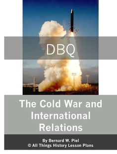 george hw bush and the end of the cold war  crash course us    dbq  the cold war and international relations   common core state standards  ccss