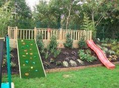 Fun Back Yard Idea