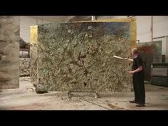 """There are some people whose creativity verges on the demonic, and he is one of those."" 1/5 Anselm Kiefer: Remembering the Future - YouTube."