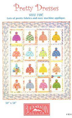 Black Mountain quilt pattern