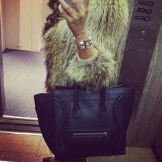 Black Hermes Bag Beautiful, Dirty, Broke