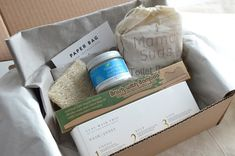 Subscription Boxes, Crates, Eco Friendly, Organic, Inspired, Natural, Paper, Fall, Life