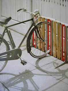 Creative Bike Storage | A variety of ways to store bikes both indoors and out