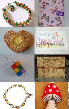 Spring is in the air by Kerry Cornell on Etsy--Pinned with TreasuryPin.com