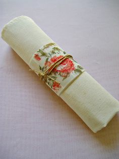 Porta guardanapo de papel vegetal
