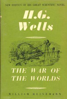 War of the Worlds - Heinemann, 1951