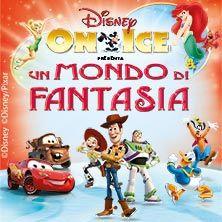 Torna a Torino la magia Disney su ghiaccio per 4 giorni di spettacoli.
