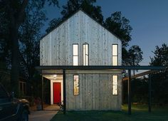 Garden St. Residence by Pavonetti Office of Design - barn design - modern with a rustic twist.