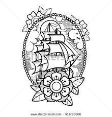 Afbeeldingsresultaat voor tattoo old school