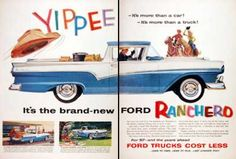 Ford Ranchero Pickup (1957)