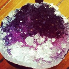 How to Grow Your Own Crystal Geodes ~ Step by Step ~ PDF Download