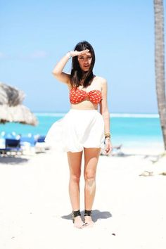 50 Perfect Outfits to Wear to the Beach this Summer