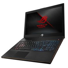 ASUS' Zephyrus M is a thin gaming laptop with a six-core i7 Latest Laptop, New Laptops, Laptops For Sale, Best Gaming Setup, Best Gaming Laptop, Desktop Computers, Laptop Computers, Asus Laptop, Mac Laptop