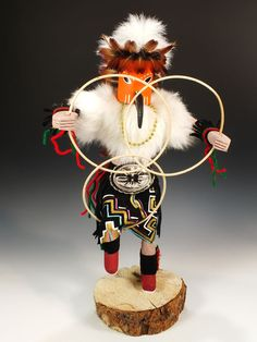 Image detail for -Native American Kachina Dolls