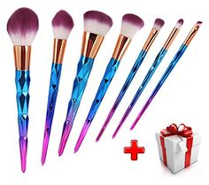 7 Pcs Makeup Brush Set By La Fleur Cosmetics: Surprise Gift Included *** Details can be found by clicking on the image. (This is an affiliate link and I receive a commission for the sales) Best Makeup Brushes, Makeup Tools, Best Makeup Products, Cat Eye Makeup, Makeup Brush Set, Makeup Kit Essentials, Best Foundation Makeup, Color Correcting Concealer, Best Teeth Whitening Kit