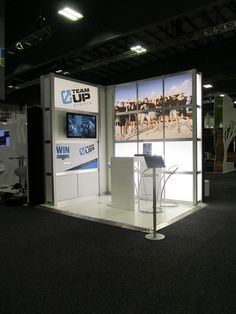 Modular Exhibition Stands Zone : 32 best peeks custom stand designs images booth design stand
