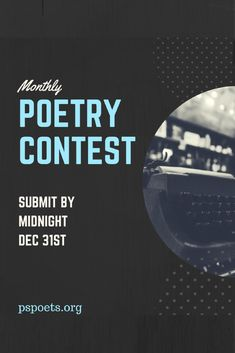 40 Best Poetry Contests images in 2019 | Poetry contests, Writing