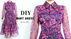 Diy Clothing, Clothing Patterns, Dress Patterns, Sewing Patterns, Kurti Neck Designs, Blouse Designs, Diy Fashion, Fashion Looks, Trendy Fashion