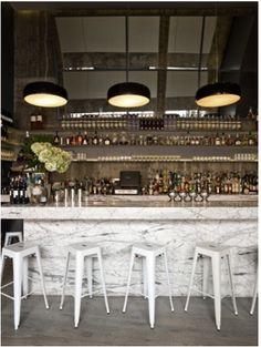 European Bistro & Marble Bar / Gerard Look & Feel Doc