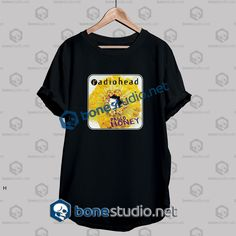 Radiohead Pablo Honey Band T Shirt – Adult Unisex Size S-3XL