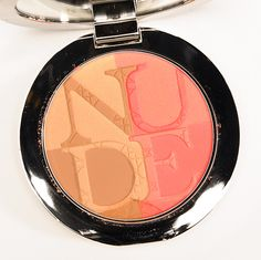 Dior Coral Glow (002) Nude Tan Paradise Duo Review, Photos, Swatches