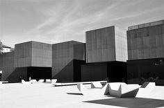 Contemporary Art Museum Logo & Identity on Behance