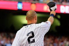 Derek Jeter--2014 All Star Game