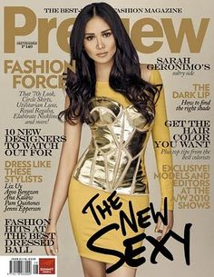 The most comprehensive source for fashion, beauty, parties and celebrity style in the Philippines. V Magazine, Magazine Covers, Marie Claire, Cosmopolitan, Vanity Fair, Nylons, Filipino Fashion, Interview, Look Dark