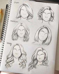 Pin By Abbmdavenport On Hairs How To Draw Hair Hair Sketch Art- hairstyles drawing short tomboy hairstyles drawing Drawing Techniques, Drawing Tips, Drawing Reference, Drawing Sketches, Painting & Drawing, Sketch Art, Sketching, Drawing Drawing, Learn Drawing