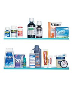 Keep these supplies on hand for treating minor ailments—and to save yourself a late night dash to the drugstore.