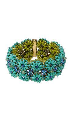Twin bead bracelet