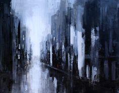 """""""All you see"""" 2014, Karoline Kaaber, oil on linen, 120x140 cm"""