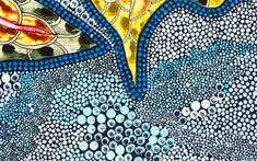 Image result for Del Kathryn Barton + dots