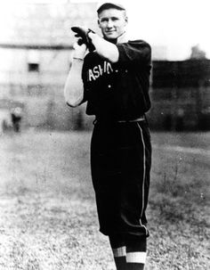 """Baseball legend Walter Johnson (""""The Big Train"""") played for Fullerton Union High School before moving up to the Washington Nationals (later renamed the Senators) in 1907, where he was their star pitcher for an astounding two decades. Along with what is reputed to be the greatest fastball in history, Johnson was so admired for his sportsmanship that fans would root for him against their own teams."""